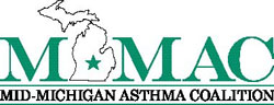 Genesee County Asthma Network logo